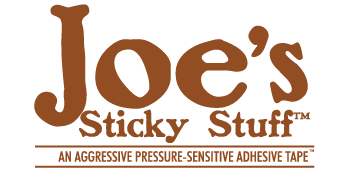 Joe's Sticky Stuff : An Aggressive Pressure-Sensitive Adhesive Tape
